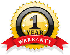 1 Year Warranty on Toner Cartridges