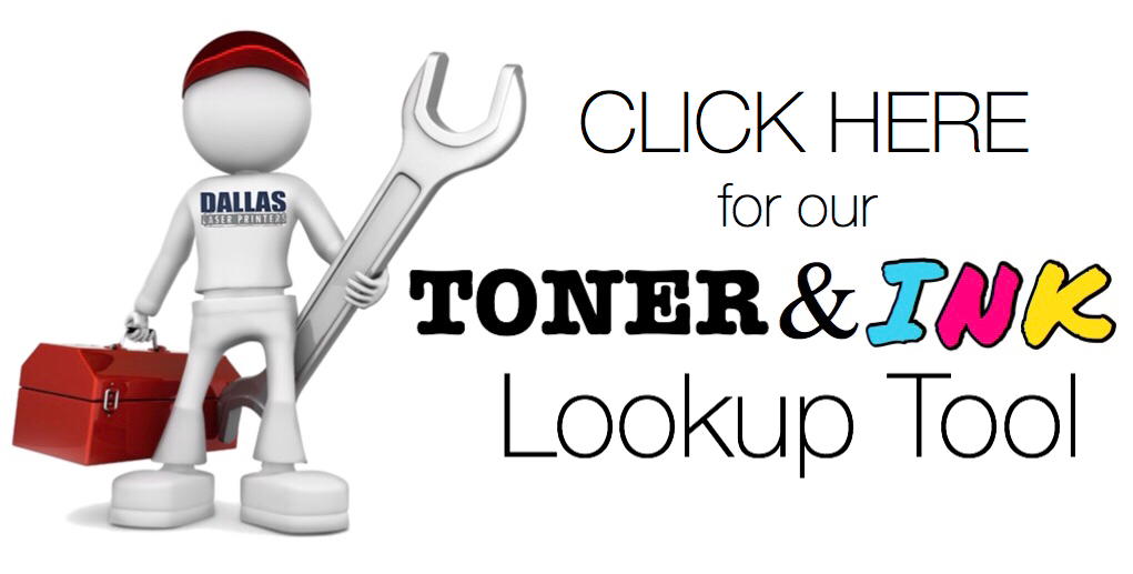 Toner Cartridge and Ink Cartridge Lookup Tool and Finder
